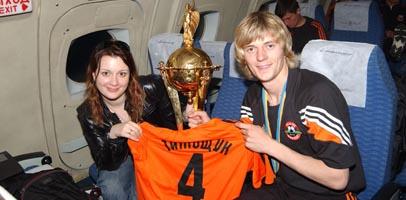 А вот выиграет ли в России Тимощук хоть один трофей? timo4.com
