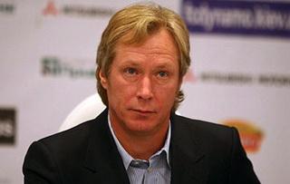 Алексей Михайличенко, фото ФК Динамо Киев