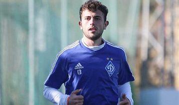 Адмир Мехмеди, фото ФК Динамо