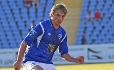 Калиниченко приложил руку к трем голам, фото sctavriya.com