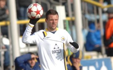Николай Морозюк, фото Валерия Дудуша Football.ua