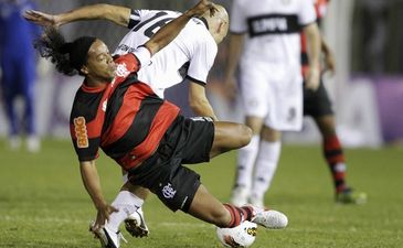 Серхио Ортеман против Роналдиньо, Reuters