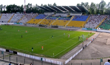 Стадион Украина, фото Google