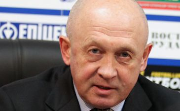 Николай Павлов, фото Олега Дубины, Football.ua
