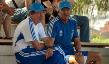Семин и Михайлов, фото fcdynamo.kiev.ua