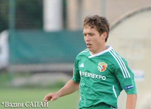 Вадим Сапай, фото vorskla.com.ua