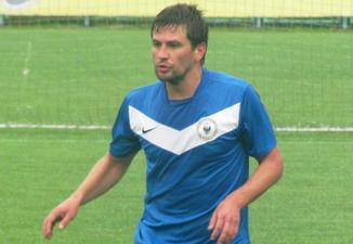 Дмитрий Бровкин – один из творцов разгрома Нивы, фото Артура Валерко, Football.ua.