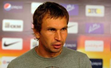 Сергей Долганский, фото shakhtar.com
