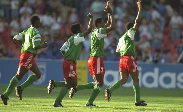 Камерун навел шороху, Getty Images