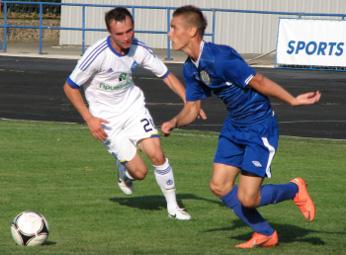 Победа над Динамо-2 – одна из немногих радостей одесситов. Фото fcodessa.com