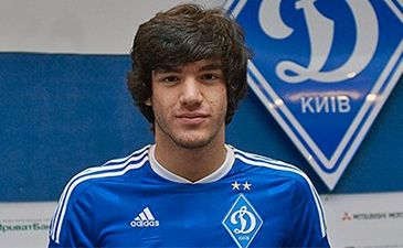 Давит Иашвили, фото fcdynamo.kiev.ua