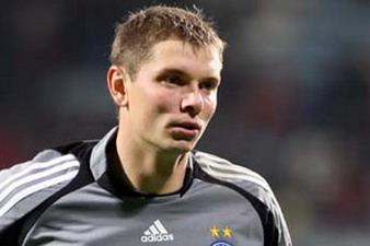 Станислав Богуш, фото fcdynamo.kiev.ua