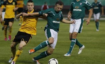 Андрей Корнев - один из игроков ФК Оболонь-Бровар, fc.obolon.ua