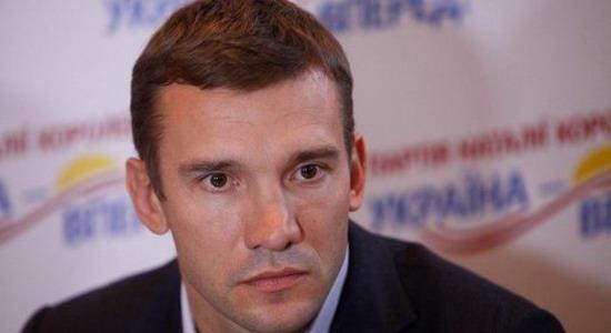 Андрей Шевченко, rian.com.ua