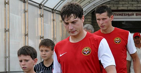 Артур Каськов (впереди), beybegi.com