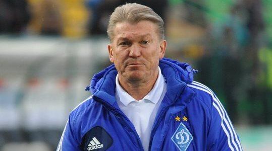 Олег Блохин, фото Маркияна Лысейко, Football.ua