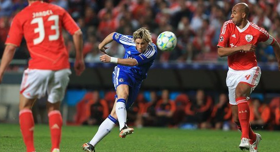 Челси и Бенфика разыграют трофей. Фото Getty Images