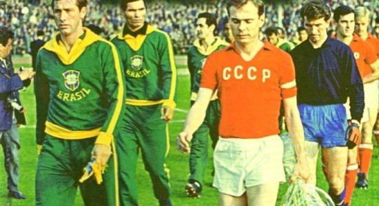 Вратарь Банников перед матчем с бразильцами, google.com