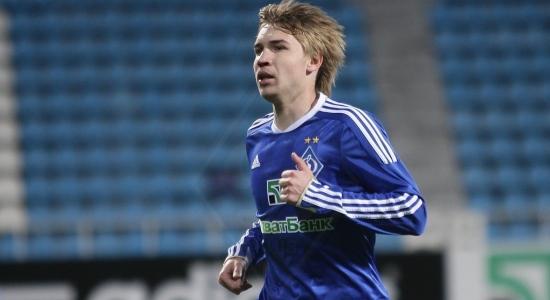 Дмитрий Кушниров, фото www.fcdynamo.kiev.ua