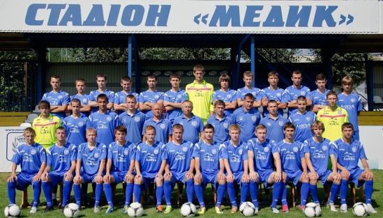 Скала уже увійшла до числа найкращих у другій лізі, фото fcskala.com.ua