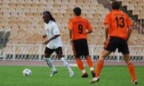 Камерунец Ибанда некогда играл и против Шахтера, arsenal-kiev.com.ua