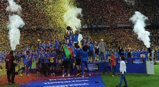 Петролул празднует победу в кубке, фото uefa.com