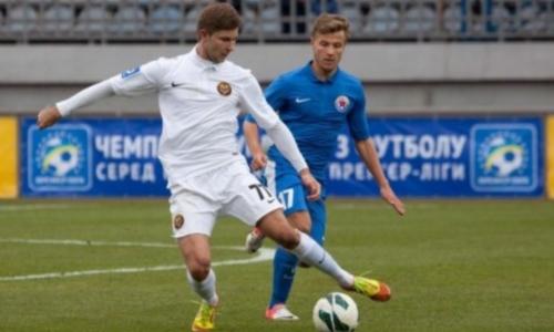 Андрей Оберемко, фото fcmetalurg.com