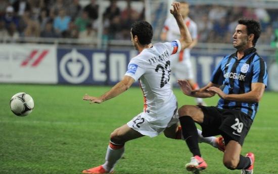 Фонтанелло и Мхитарян отметились по многим показателям, фото shakhtar.com
