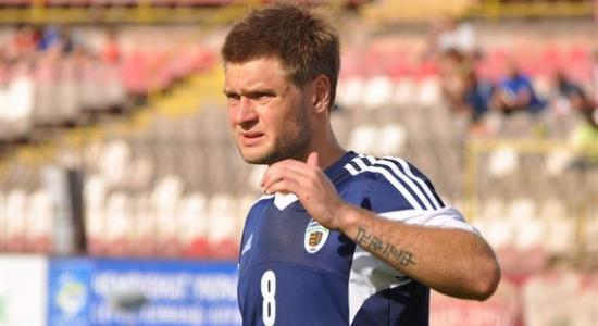 Кирилл Петров, © Евгений Анистрат, Football.ua