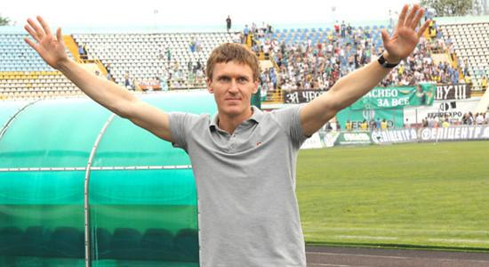 Василий Сачко, fcvorskla.com.ua