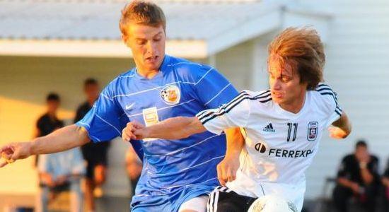 Сезон начинался и заканчивался матчами с участием ФК Горняк-Спорт, фото fcsevastopol.com