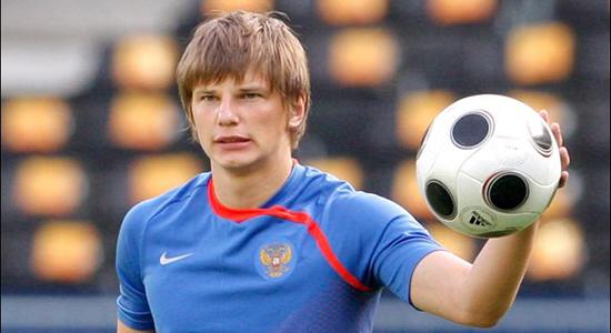 Андрей Аршавин, biografos.ru