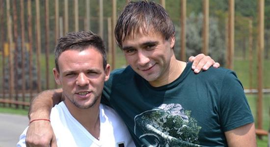 Николай Морозюк и Юрий Панькив, metallurg.donetsk.ua