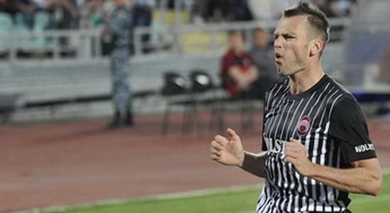 Галюза стал автором второго мяча Зари, фото Алексей Ковалев, Football.ua