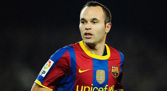 Андрес Иньеста, the-soccer-essentials.com