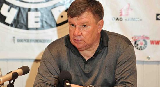 Анатолий Волобуев, fcsevastopol.com