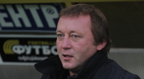 Владимир Шаран, фото pfcalexandria.com.ua