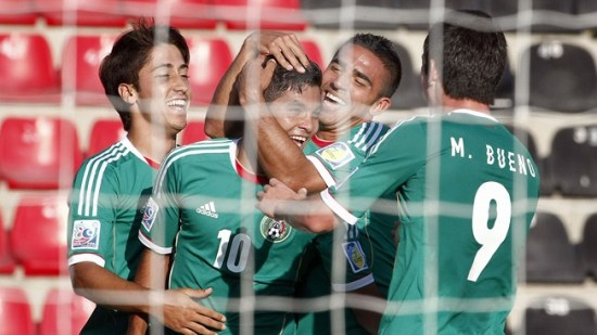 Одной победы для Мексики оказалось достаточно, фото fifa.com