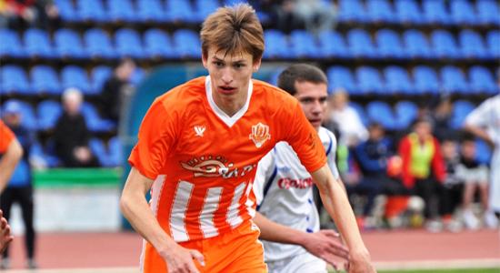 Валерий Скидан, фото Игоря Кривошея, Football.ua