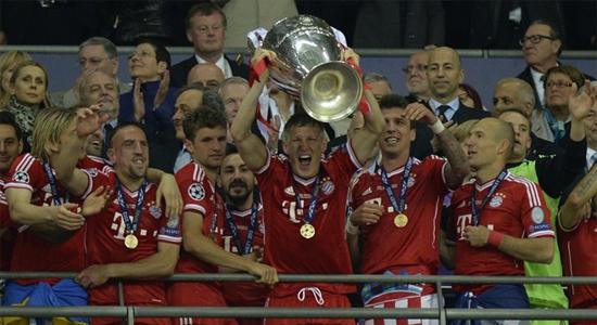 Триумф Баварии не остался незамеченным в УЕФА, Getty Images
