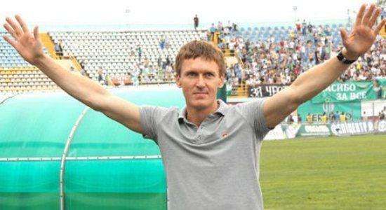 Василий Сачко, фото vorskla.com.ua