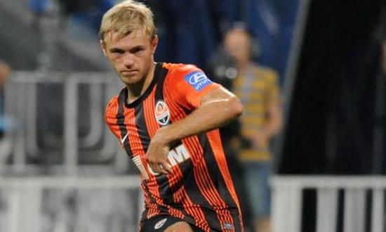 Дмитрий Гречишкин, фото Ильи Хохлова, Football.ua
