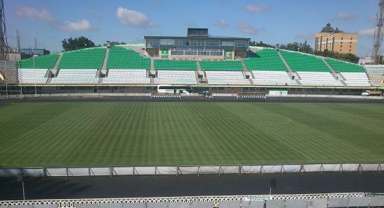 Ворскла закончила ремонт на стадионе