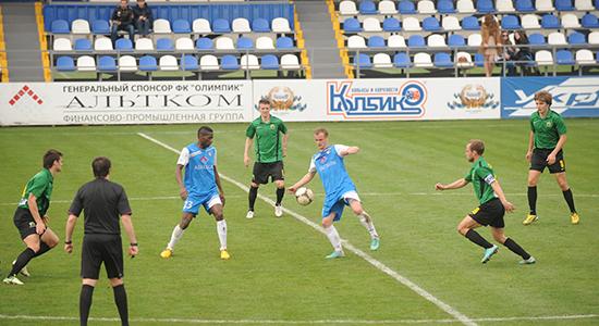 Последний матч Олимпика и Александрии дончанам вспоминать малоприятно, фото olimpik.com.ua