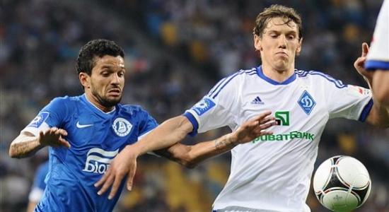 Денис Гармаш, фото Ильи Хохлова, Football.ua