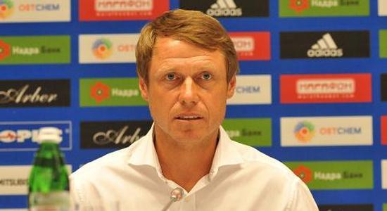 Олег Кононов, fcsevastopol.com