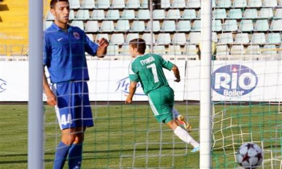 Громов забил победный гол, Football.ua