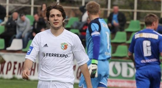 Олег Баранник, фото vorskla.com.ua
