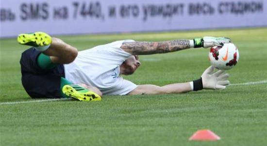 Денис Бойко, Football.ua