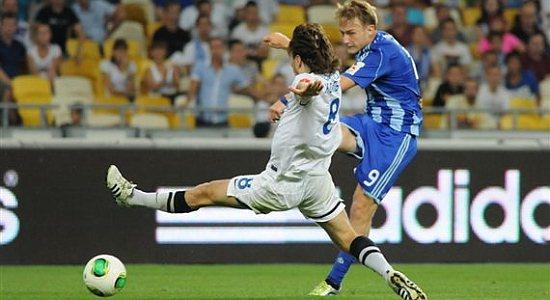 Ковальчук против Безуса, фото Football.ua